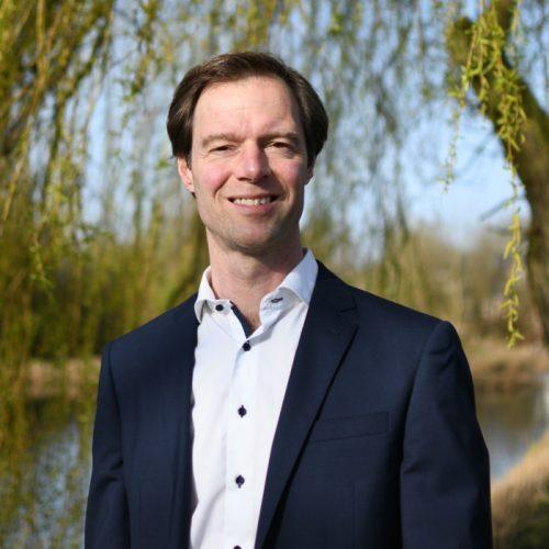 Arno Mulder - bestuur Schager Uitdaging