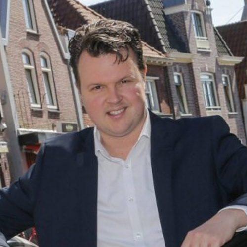 Bas Burlage - bestuur Schager Uitdaging