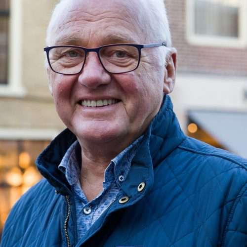 Henk van Zanten - bestuur Schager Uitdaging